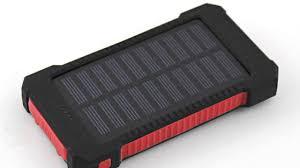 باتری خورشیدی تلفن