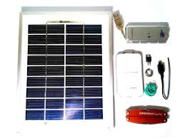 باتری خورشیدی شارژی