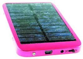 باتری خورشیدی برای گوشی