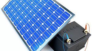 باتری خورشیدی مصارف خانگی