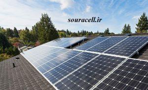 باتری خورشیدی