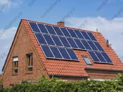 پکیج خورشیدی برای منزل