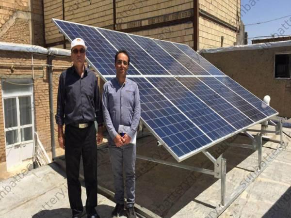 فروش تجهیزات خورشیدی