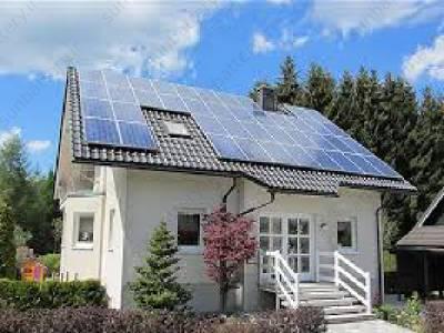 باتری خورشیدی منزل