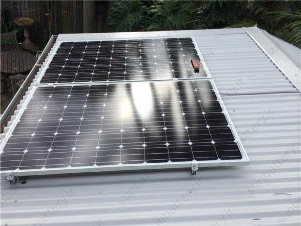 پکیج خورشیدی 5 کیلووات