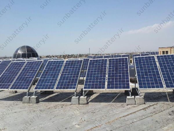 قیمت نیروگاه خورشیدی