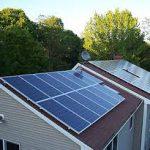 باتری خورشیدی مناسب