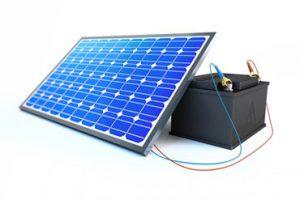 باتری خورشیدی عمده