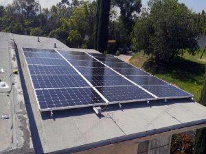 پخش باتری خورشیدی