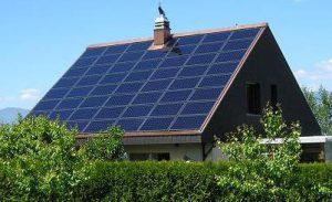 پنل خورشیدی صنعتی