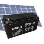 باتری خورشیدی در ایران