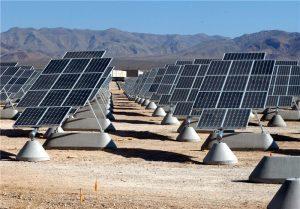 نیروگاه خورشیدی صنعتی