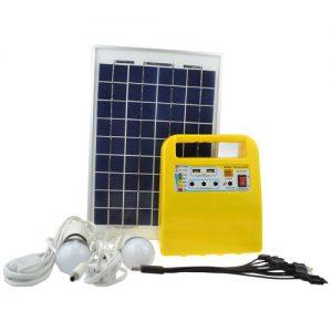 تولید کننده انواع باتری خورشیدی
