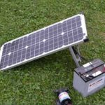 پکیج خورشیدی کوچک