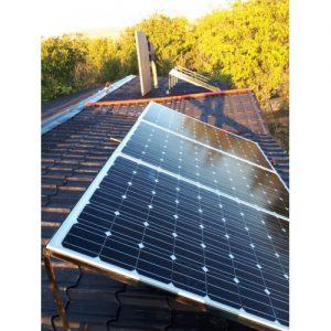 پکیج خورشیدی روستایی