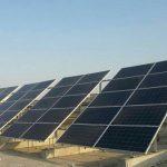 نیروگاه خورشیدی یزد