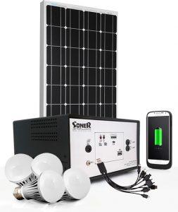 خرید باتری خورشیدی 12 ولت