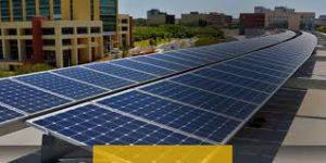 تولید انواع باتری خورشیدی