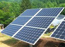 تهیه باتری خورشیدی