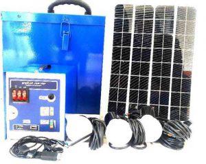 پکیج خورشیدی با کیفیت بالا