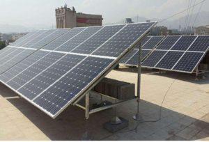 انواع پنل خورشیدی مسافرتی
