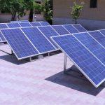 عرضه مستقیم نیروگاه خورشیدی