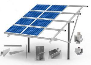 نیروگاه خورشیدی صفحه ای