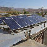 احداث نیروگاه خورشیدی خانگی